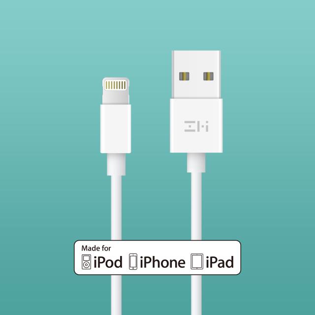 ZMI Mfi認証済 Lightning 充電&データ伝送ケーブル
