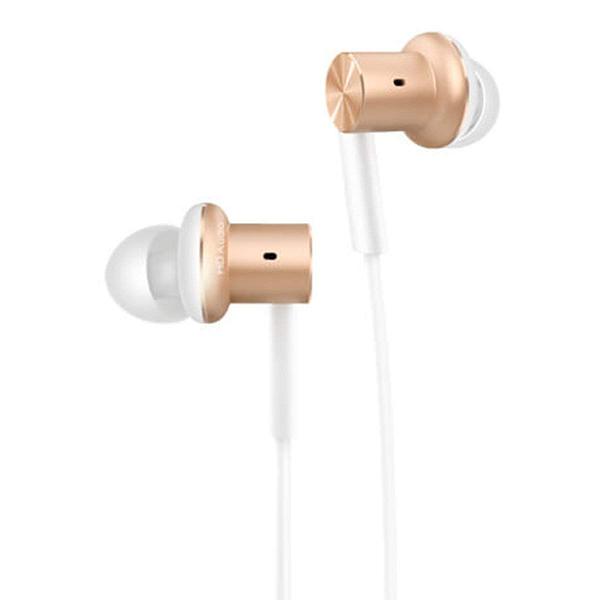 【正規品】Mi In-Ear earphone Pro (ゴールド) | Xiaomi (小米、シャオミ) イヤホン ハイレゾ対応 10 pcs/1箱