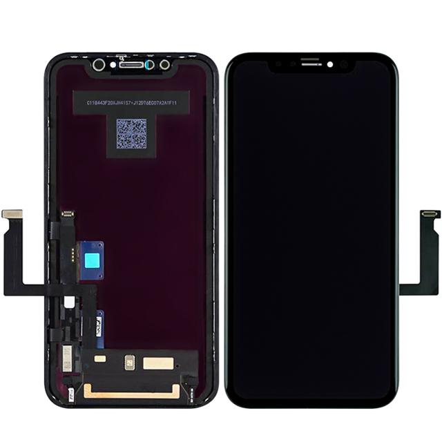 iPhone XR TFT液晶パネル(黒色)(1pcs,10pcs/1箱,50pcs/1箱)