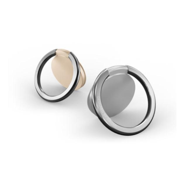 【正規品】Mi Ring Non Slip Phone Holder (ゴールド、シルバー)| Xiaomi スマホリング