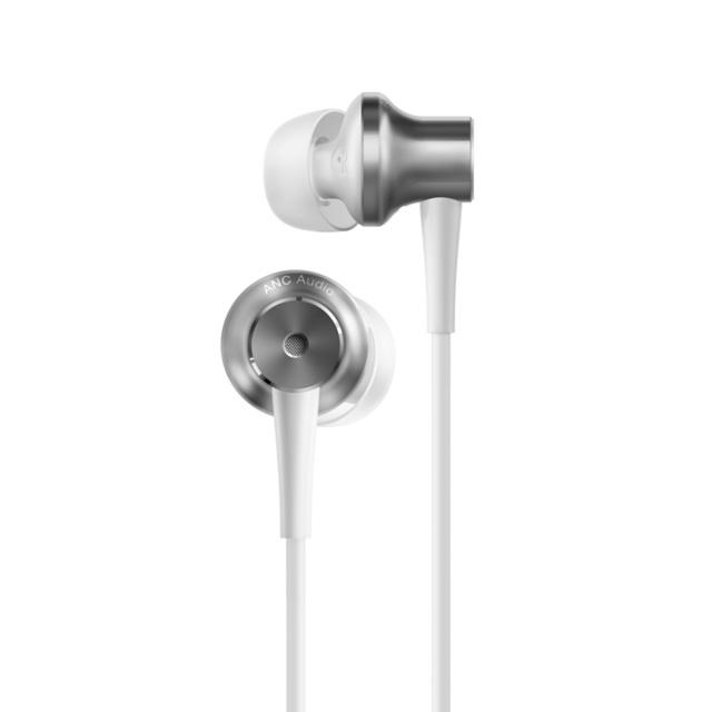 【正規品】Xiaomi ハイレゾ音源対応 ノイズキャンセリングイヤホン Type-Cスマホ対応 (ホワイト / ブラック)