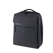 【正規品】Mi City Backpack (ダークグレー / グレー / ダークブルー) |  Xiaomi(小米、シャオミ)リュックサック