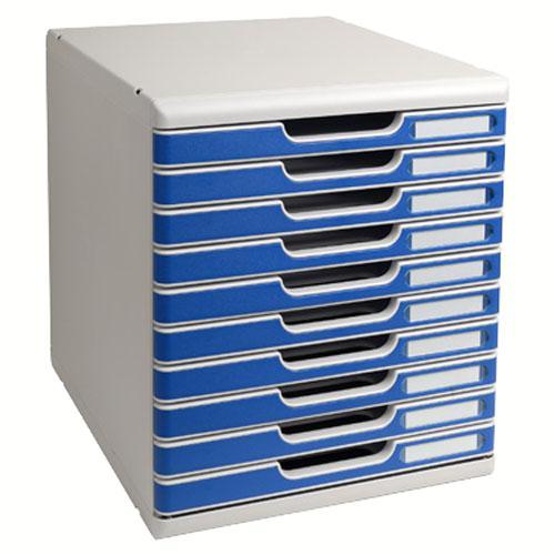【Multi Form】【マルチフォーム】【MODULO A4 - 10 drawers 】レターケース