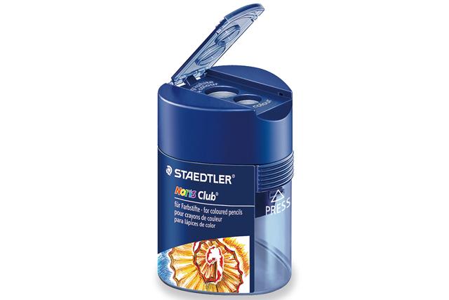 【STAEDTLER】【ステッドラー】ステッドラー シャープナー(2穴
