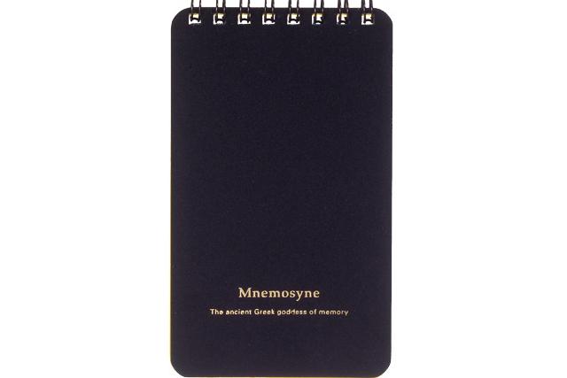 【Mnemosyne】【ニーモシネ】ツインリングメモB7/5mm罫21行N192