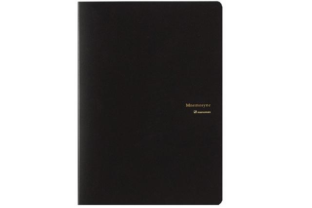 【Mnemosyne】【ニーモシネ】ノートパッドホルダー付きNH187 A4判特殊罫5mm方眼)