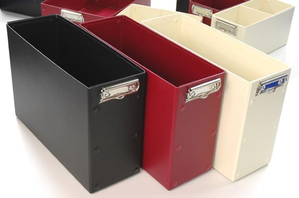 トトノエ クリップボックス A4サイズ