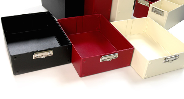トトノエ クリップボックス A4トレーサイズ