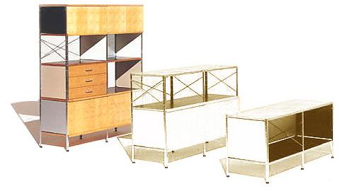 Herman Miller ハーマンミラー イームズ ストレージ ユニット (ESU 420) ニュートラル / Eames Storage Unit