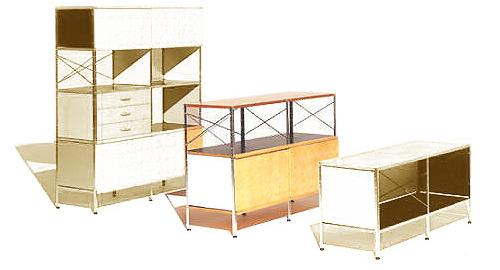 Herman Miller ハーマンミラー イームズ ストレージ ユニット (ESU 230) / Eames Storage Unit