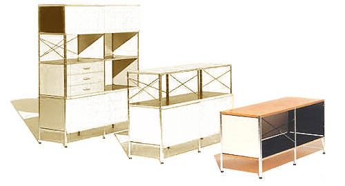 Herman Miller ハーマンミラー イームズ ストレージ ユニット (ESU 100) / Eames Storage Unit