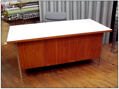 Knoll Small Executive Desk