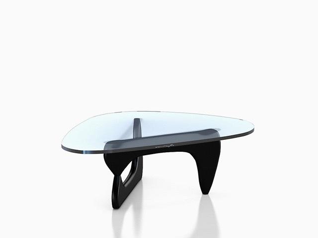 ノグチテーブルブラック