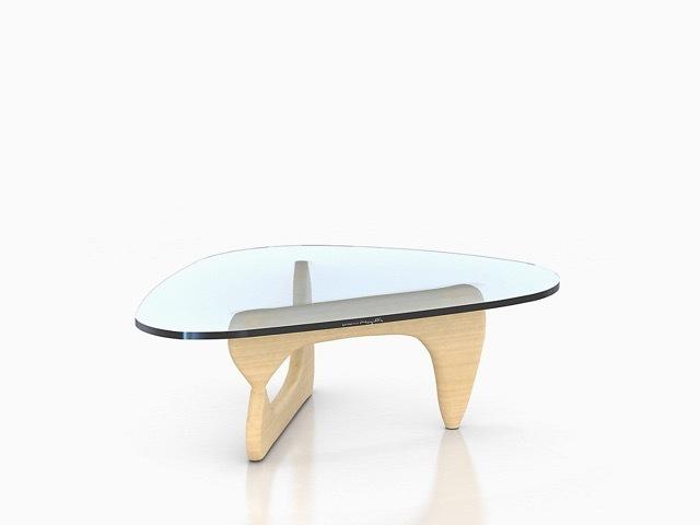 ノグチテーブルホワイトアッシュ