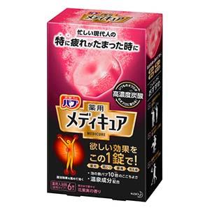 花王 バブ  メディキュア 花果実の香り6錠