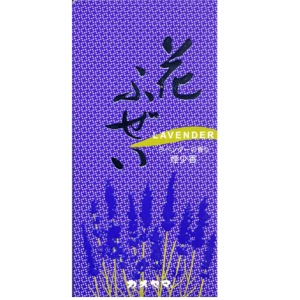 カメヤマ 花ふぜい ラベンダーの香り 煙少香100g  (1208-0101)