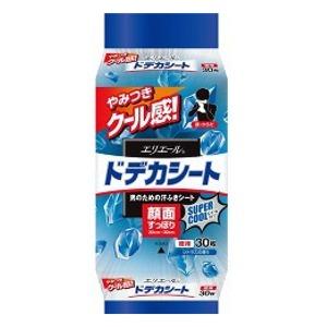大王製紙 エリエール ドデカシート スーパークールタイプ 徳用 30枚   (1809-0101)