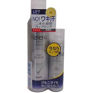 レセナ ドライシールドパウダースプレー 無香性135g+(おまけ45g付き)ペアパック (0204-0210)