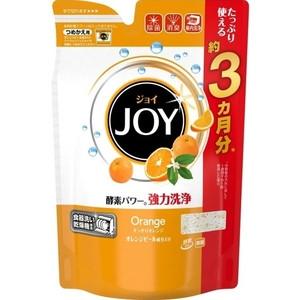 P&G ハイウォッシュ ジョイ 食器洗浄機用 オレンジピール成分入 つめかえ用 490g