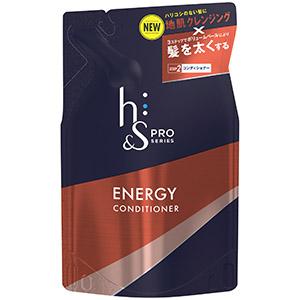 P&G h&sフォーメン プロシリーズ エナジーコンディショナーつめかえ300g