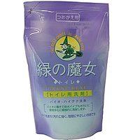 【期間限定】ミマスクリーン ドイツ製 緑の魔女 トイレ洗剤詰替360ML  (1517-0103)