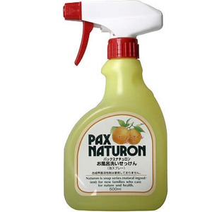 太陽油脂 パックス ナチュロン お風呂洗いせっけん500ML  (1303-0107)