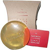 太陽油脂 パックス ナチュロン トフェイスクリアソープ95G  (0305-0406)