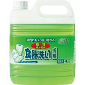 ミツエイ スマイルチョイス 業務用食器洗い洗剤 4L 業務用   (930302106)