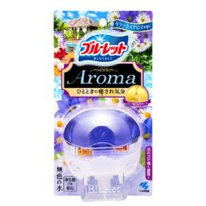 小林製薬 液体ブルーレットおくだけアロマ リラックスアロマ 70ml (0908-0302)