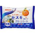 友和 セスキ炭酸ソーダ クリーンシート キッチン用 22枚 (1522-0301)