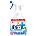 アース製薬  らくハピ アルコール除菌E× 420ml