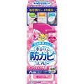 アース製薬  らくハピ 水まわりの防カビスプレー ピンクヌメリ予防 ローズの香り 1箱