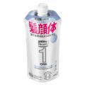 花王 メンズビオレONE オールインワン全身洗浄料 清潔感のあるフルーティーサボンの香り つめかえ用340ml