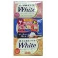 【数量限定】 花王 ホワイト石鹸 華やかな香り 130g×3個