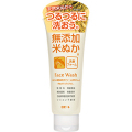 ロゼット  無添加米ぬか 洗顔フォーム 140g (2302-0103)