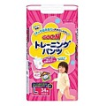【在庫処分】大王製紙 グーン トレーニングパンツ Lサイズ 女の子 34枚入旧品 (0000-0000)