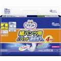 大王製紙  アテント紙パンツ尿とりパッドぴったり超安心4回吸収28枚