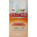 日本香堂 やさしい時間 朝のアールグレイティーの香り バラ詰 105g