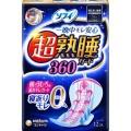ユニチャーム ソフィ 超熟睡ガード360-12枚