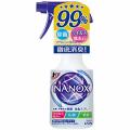 ライオン トップ NANOX 衣類布製品の除菌消臭スプレー本体350ml
