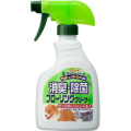 リンレイ リビングわんにゃん 消臭・除菌フローリングクリーナー 400ml (0208-0105)
