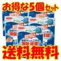 【送料無料5個セット】ニトムズ デオラフレッシュ 徳用60回 スタンド式ジッパー顆粒タイプ360G 5個セット   (0000-0000)