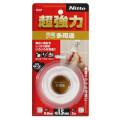 ニトムズ 超強力 両面テープ多用途 1個 (0111-0408)