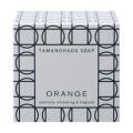 玉の肌石鹸 TAMANOHADA ソープ オレンジ 125g