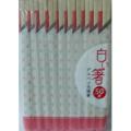 大和物産 アスペン 元禄箸 新白い箸 50膳入 (1721-0103)