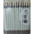 大和物産 アスペン 元禄箸 新白い箸 100膳入 (1721-0101)
