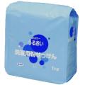 エスケー石鹸 うるおい 洗濯用粉せっけん 詰替用 1kg (0920-0304)