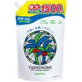 サラヤ ヤシノミ洗剤 スパウト付き 詰替 1500ml (930206101)