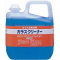 東京サラヤ サラヤ ガラス専用洗剤 ガラスクリーナー 5kg 業務用 (930202103)