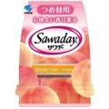 小林製薬 香り薫るサワデー 詰替 気分はじけるピーチの香り  140G  (0817-0501)